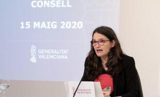 La Generalitat defensa la seua gestió amb la Renda d'Inclusió: destina 229 milions, un 1.000% més que en 2015