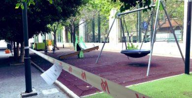 València obrirà en març les zones de jocs infantils