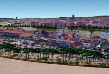 El futur passeig marítim de València canviarà l'asfalt per vegetació