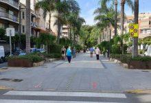 La mobilitat en zones molt poblades impedeix passar a la fase 1 a tota la Comunitat Valenciana