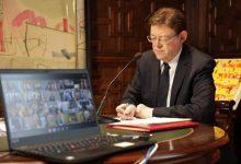 """Puig exigeix a Sánchez """"estudiar de nou"""" que tota la Comunitat Valenciana passe a fase 1: """"Lleialtat no és submissió"""""""