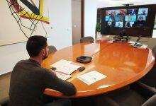 Bielsa manté reunions telemàtiques amb els col·lectius de Mislata per a conèixer les seves inquietuds durant la desescalada