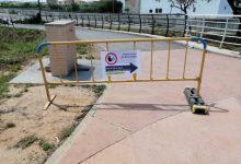 La Policía Local de Almussafes crea rutas Covid-19 para garantizar la separación entre personas en el término municipal