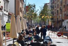 Burjassot estudia l'ampliació de terrasses o l'habilitació de nous espais