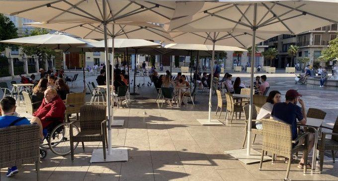 La reapertura de la hostelería en Fase 2: un 60% en Valencia, 50% en Alicante y un 60-75% en Castellón