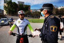 La Policia Local denuncia prop de 1.300 persones per no portar mascareta des que es va decretar el seu ús obligatori