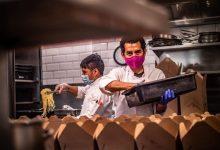 84 raciones de comida durante 12 días: Benimaclet y World Central Kitchen se vuelcan con las personas más vulnerables