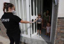 Gandia inicia el repartiment de 8.000 mascaretes per a xiquets i xiquetes de 3 a 12 anys
