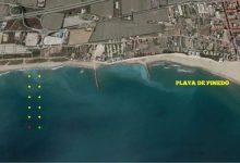 La Fundación Deportiva habilita un canal balizado para la práctica de actividades náuticas en Pinedo