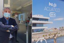 Les oficines d'informació turística de la Plaça de l'Ajuntament i la platja reobrin amb totes les mesures de seguretat