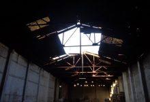 Urbanisme demolirà una nau del carrer de Sant Vicent per garantir la seguretat i evitar la degradació de la zona