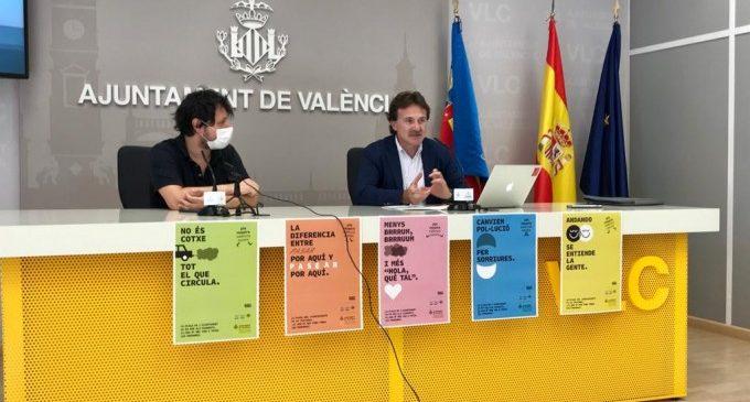 'Plan Respira València Centre' por una ciutat més humana, saludable i sostenible