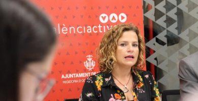 València Activa obri el període d'inscripció per als cursos d'anglés en línia