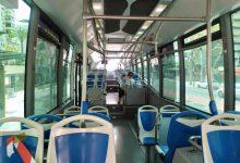 La Generalitat posa en funcionament la línia de transport amb autobús de València al Mareny Blau