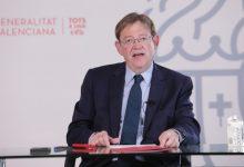 """Ximo Puig asegura que la hoja de ruta del Consell para garantizar """"un futuro posible y mejorado"""" se asentará sobre """"la innovación, la sostenibilidad y la inclusión"""""""