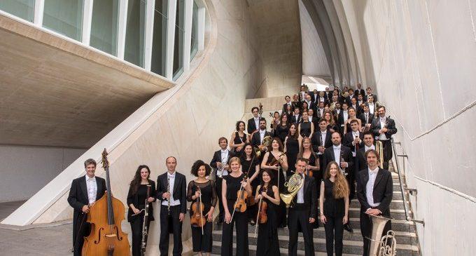 La Jove Orquestra de la Generalitat inicia la seua trobada de primavera, que conclourà amb tres concerts