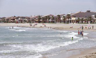 Puçol no autoriza la celebración de la fiesta de San Juan en su playa