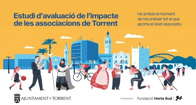 En marxa el primer estudi per a avaluar l'impacte de les associacions de Torrent