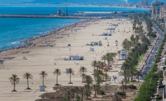 Gandia aprova el Pla de Contingència de platja segura i estableix un aforament de més de 50.000 usuaris