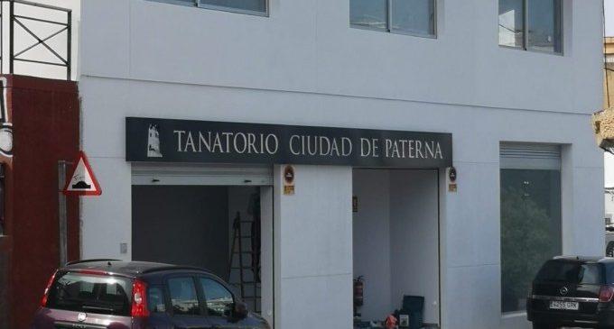 Paterna obri un expedient sancionador a l'empresa del tanatori per incomplir la legalitat urbanística vigent