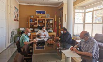 Burjassot signa sengles convenis de col·laboració amb els clubs esportius locals Andros i L'Almara