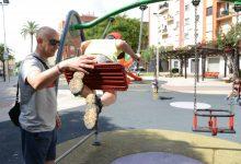Paiporta reabre los juegos infantiles y saludables de la localidad