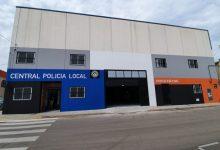 La Pobla de Vallbona finalitza les obres de les instal·lacions de la Policia Local