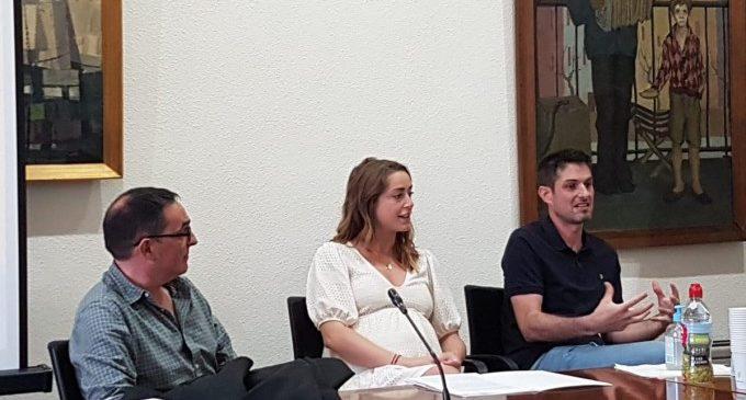 Alejandro Santaeulalia amb l'artista urbà Dulk donaran vida a la Falla Municipal de València 2021