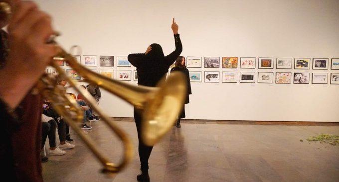 El Centre del Carme presenta virtualment 'Situació IV' del festival d'art d'acció 'Escolta! València'