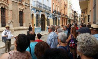 Carcaixent celebra este fin de semana una Feria Modernista Virtual