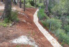 La Diputació millora l'àrea recreativa de Santo Espíritu de Gilet