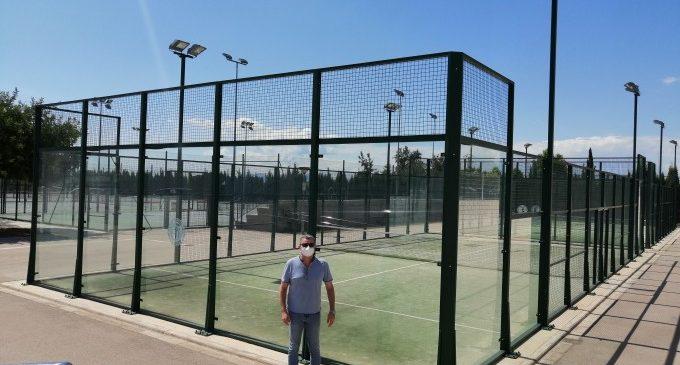 Almussafes reobri gran part de les seues instal·lacions esportives
