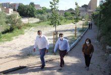 """Un nou passeig junt al Molí Descals completa un """"recorregut verd"""" de més d'1 quilòmetre entre el Pont Vell i el Pont Nou d'Ontinyent"""