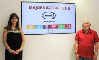 """Ontinyent programa una edició especial de """"Majors Actius"""" per fomentar l'autonomia després del confinament"""