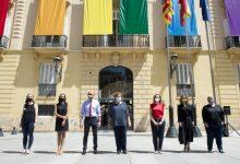 La Diputació condemna l'homofòbia i reivindica l'aprovació de la Llei Integral LGTBI