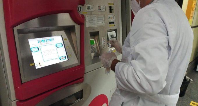Metrovalencia es manté net de coronavirus durant la pandèmia