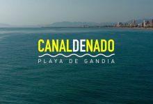 Gandia abre el canal de nado en mar abierto