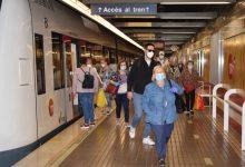 Quasi tres de cada quatre usuaris de Metrovalencia es desplaça per motius de treball o estudis