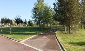 Paterna reobri dilluns que ve el Parc Central, amb portes automàtiques, i el Parc del carrer València en el seu avanç en la desescalada