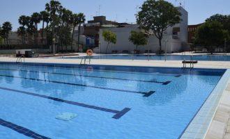 Les piscines d'estiu de Burjassot obrin el 30 de juny