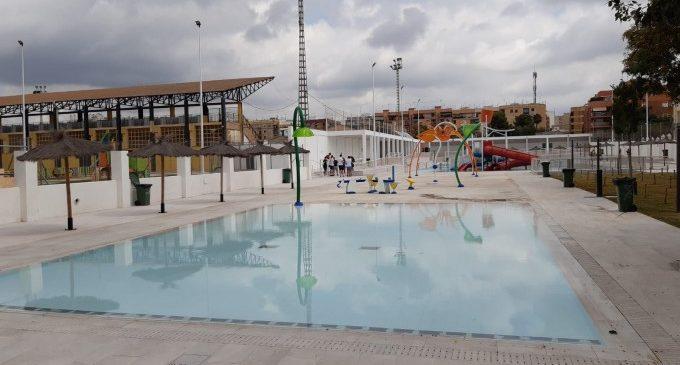 Paterna obri la piscina d'estiu aquest diumenge amb parcel·les d'ús exclusiu i aforament limitat