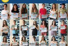 L'Ajuntament de Quart de Poblet lliura els IX Premis el mèrit escolar