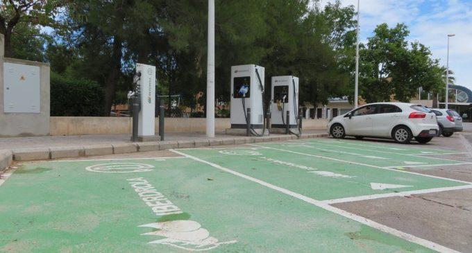 Llíria comptarà amb punts de càrrega per als cotxes elèctrics
