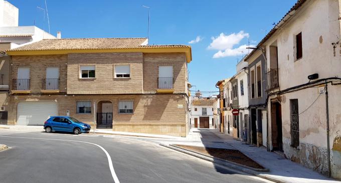 Torrent regenera i revitalitza el carrer Sant Francesc convertint-la en una via més accessible i integrada