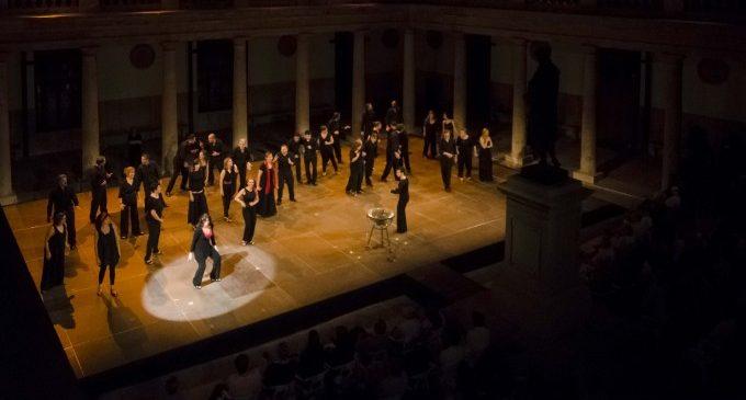 El festival Serenates 2020 celebra la 33a edició amb la difusió d'una actuació de Carles Santos i el Cor de la Generalitat