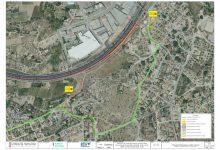 L'accés a la urbanització d'El Regalón romandrà tallat durant dos mesos per les obres en la CV-35
