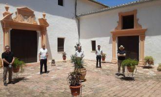 L'Ajuntament de Llíria i Capella de Ministrers pretenen establir una línia de col·laboració sobre música antiga