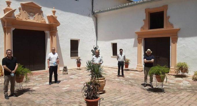 El Ayuntamiento de Llíria y Capella de Ministrers pretenden establecer una línea de colaboración sobre música antigua