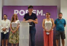 """Lima és triada coordinadora general de Podem: """"no és un empat tècnic"""", encara que sí que és """"ajustat"""""""