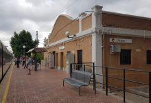 La Generalitat rehabilitarà l'edifici de l'estació d'Alginet de Metrovalencia